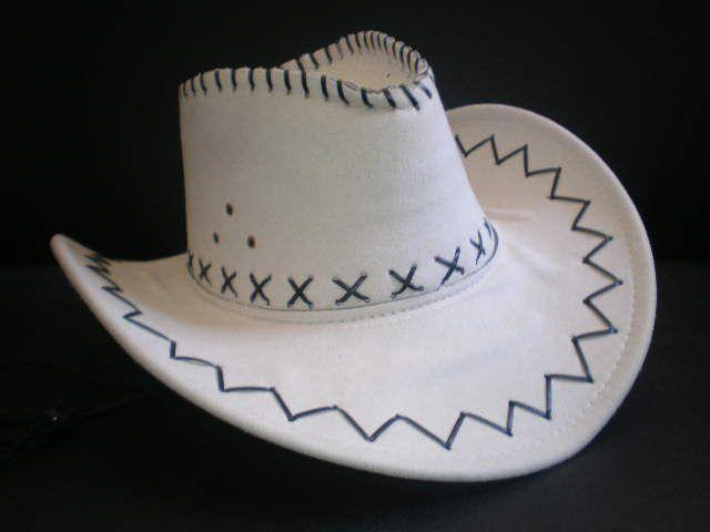 SOMBRERO COWBOY GAMUZA - Click para Ampliar 3a49ad4029a